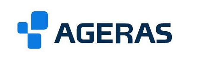 review of Ageras, logo