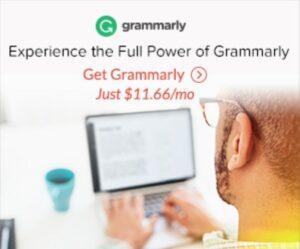 banner Grammarly
