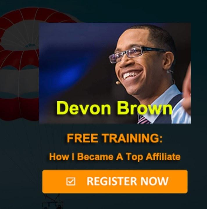 Devon Brown, Top Affiliate
