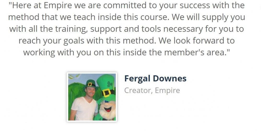Fergal Downes